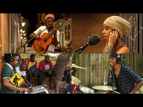 Rasta Children Feat. Nattali Rize - Brushy One String  | Playing For Change | Song Around The World