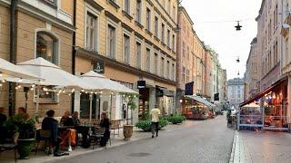 Stockholm Walks: Grev Turegatan