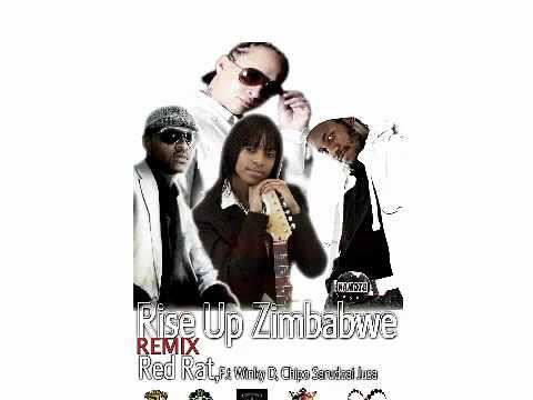 Winky D Feu Red Rat - Rise Up Zimbabwe