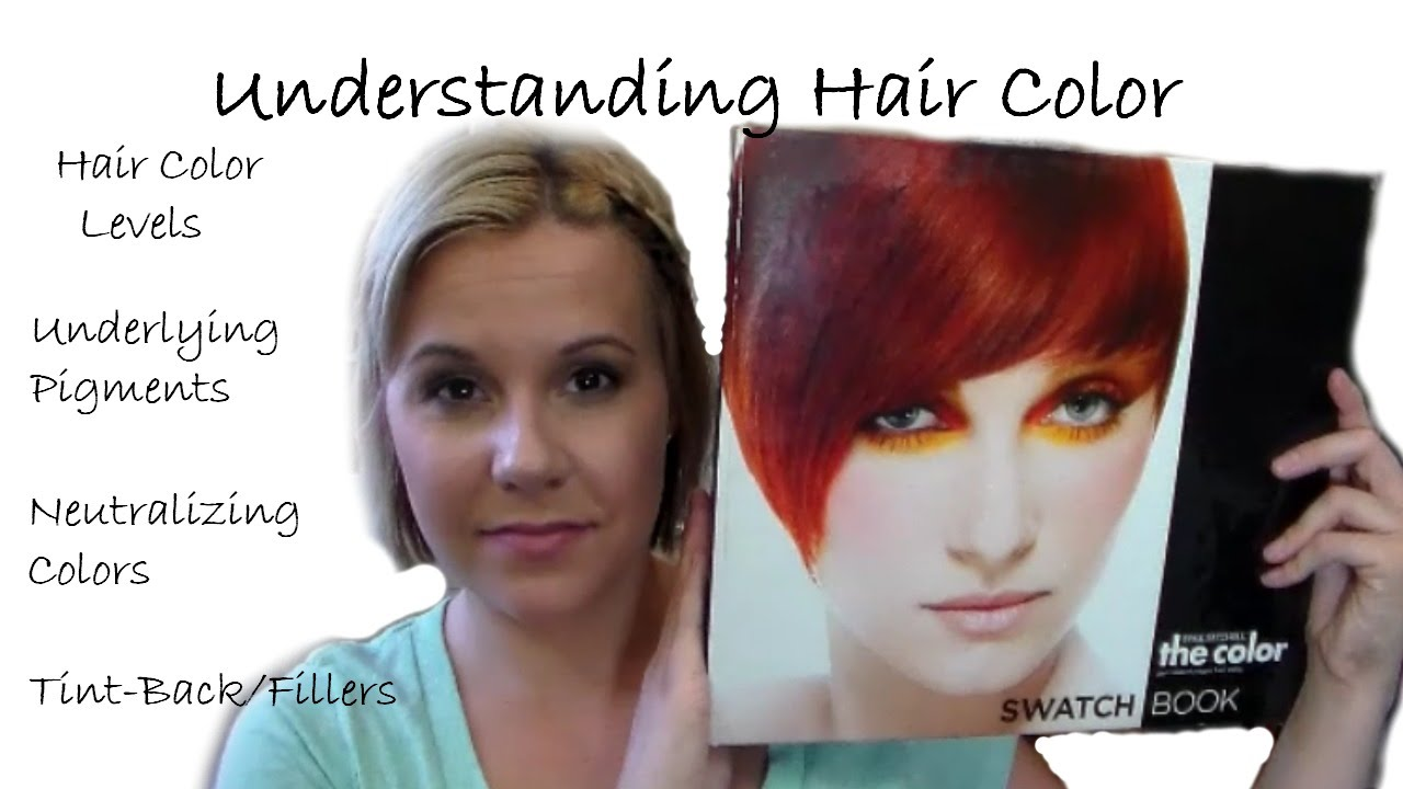 Understanding Hair Color Levels Underlying Pigments