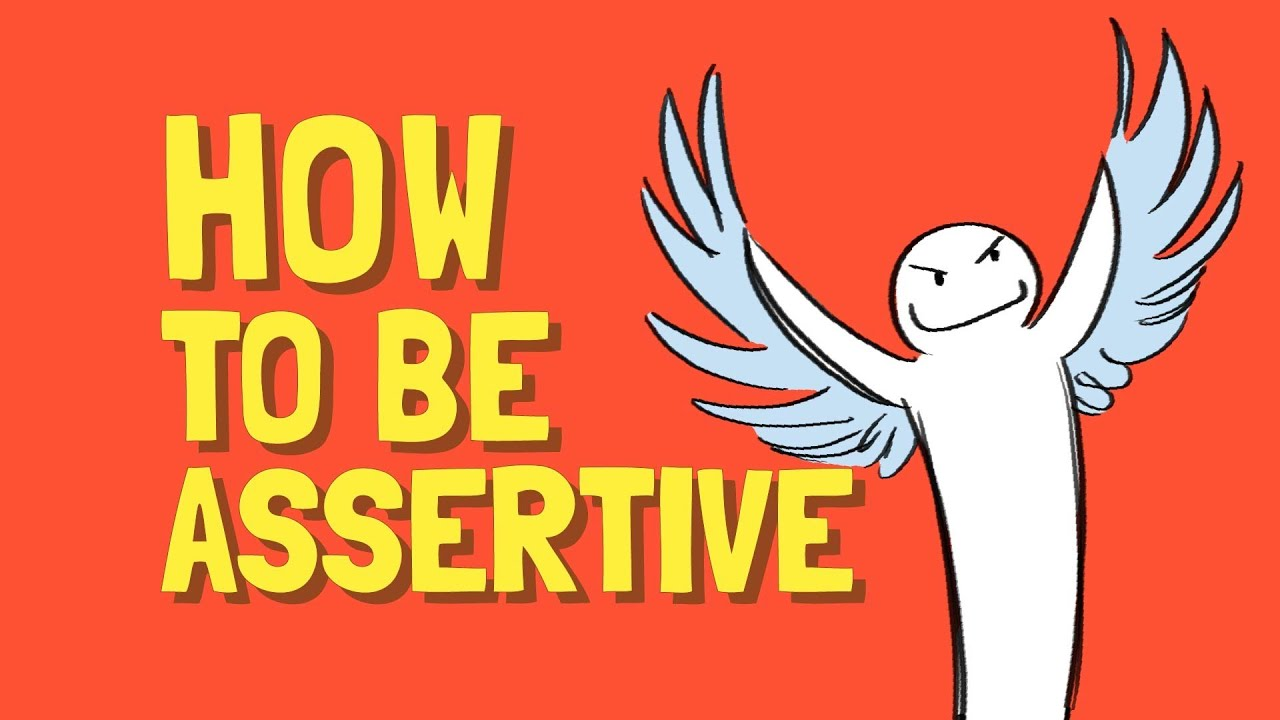 Image result for Be Assertive