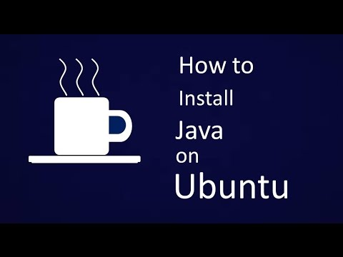 How to install Java on Ubuntu Operating System