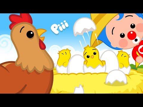 la-gallinita-¡nuevo-videoclip!---plim-plim-|-el-reino-infantil