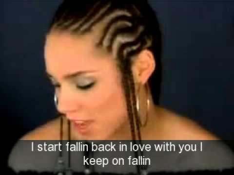 Alicia Keys - Fallin' Lyrics