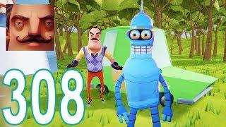 Hello Neighbor - My New Neighbor Bender Act 1 Gameplay Walkthrough Part 308