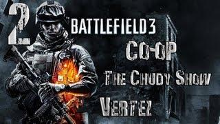 [#2] Battlefield 3 CO-OP - Vertez & Chudy - Ogień z Nieba - Zagrajmy / Let's Play