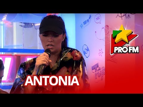 ANTONIA - Amya | ProFM LIVE Session
