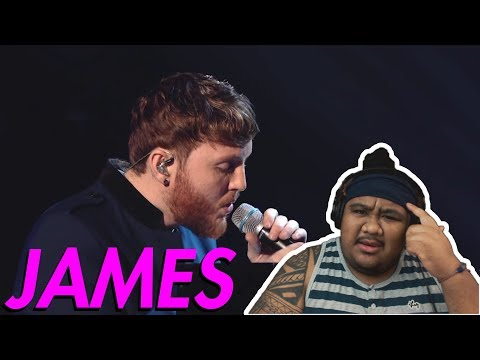 James Arthur - Naked (Live on X-Factor) [MUSIC REACTION]