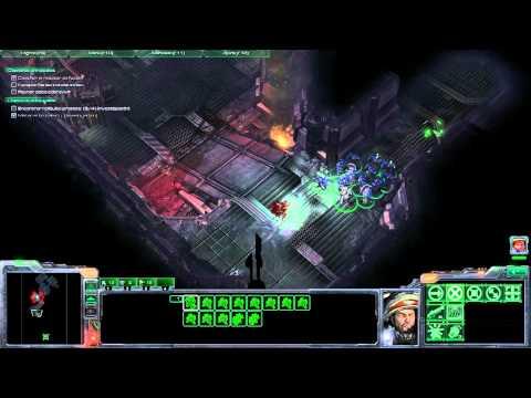 "Starcraft 2 - Misión Secreta ""Rasgar el velo"" 2de2 FULLHD"
