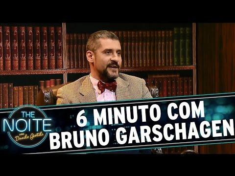 The Noite (14/09/15) - Cultura em 6 minuto com Bruno Garschagen