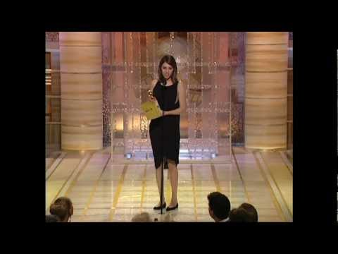Sofia Coppola Wins Best Screenplay - Golden Globes 2004