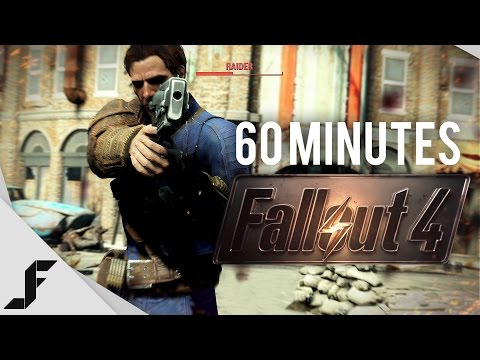 60 Minutes with Fallout 4