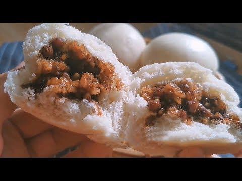 糯米不要只會包粽子了,加一碗紅豆做紅豆糯米包,鬆軟香甜,味道好極了!【廚娘小寧】