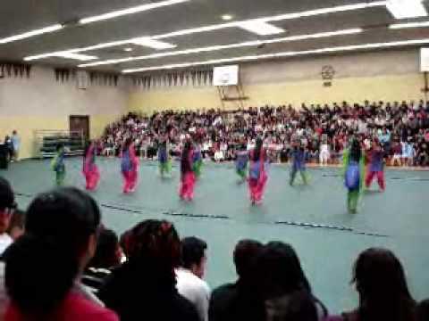 Indian Club Dance