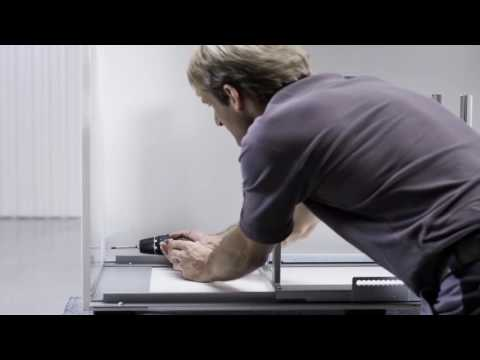 Installation video for PEKA MAGIC CORNER COMFORT & LIBELL