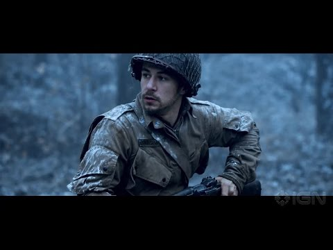 "Company of Heroes 2: Ardennes Assault - ""Battle of the Bulge"" Live-Action Trailer"