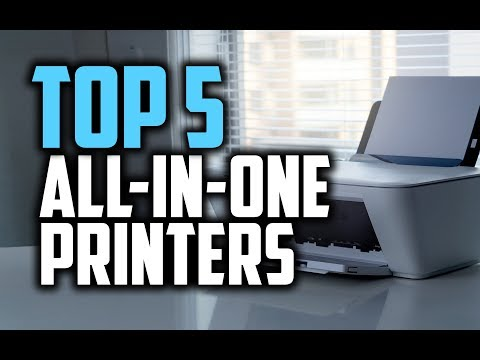 Best All-In-One Printers in 2018 - Which Is The Best All In One Printer?