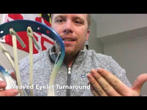 Trad Method Monday: Weaved Eyelet Turnaround