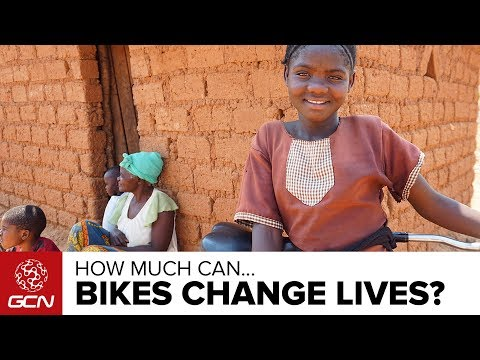 How Much Can A Bicycle Change A Life? | World Bicycle Relief On GCN