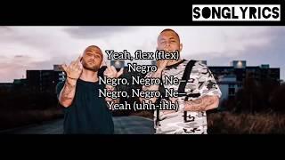 LUCIANO x NIMO - VALENTINO CAMOUFLAGE Lyrics (SONGLYRICS)
