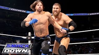 AJ Styles vs. Curtis Axel: SmackDown, Jan. 28, 2016