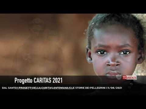 DAL SANTO I PROGETTI DELLA CARITAS ANTONIANA E LE STORIE DEI PELLEGRINI | 11/06/2021