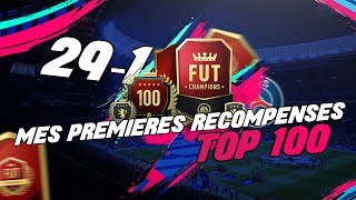 FIFA 19 - RECOMPENSES TOP 100 FUTCHAMPIONS (29-1)