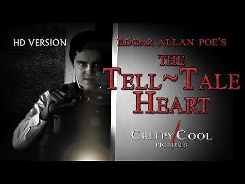 Edgar Allan Poe's The Tell Tale Heart: Short Film HD VERSION