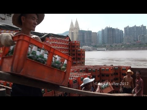 Chongqing - the unofficial biggest city in the world
