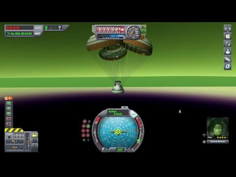 Crashing Scientist into Jool(For Science)+Space Plane tourism!-Ksp enhanced career mode #18