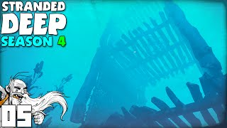 """""""THE BLACK LIVER!!!""""  Stranded Deep S04 Part 5 - 1080p PC Gameplay"""