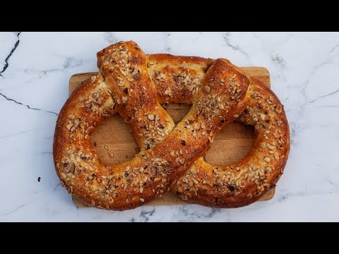Danish KRINGLE - Try This EASY Danish Kringle RECIPE!