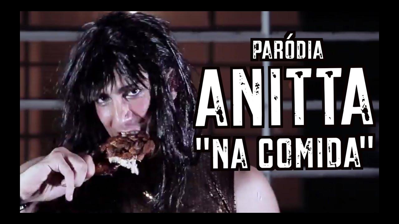 Paródia de Anitta