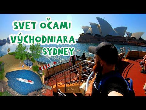 Svet Očami Východniara - Sydney, Austrália