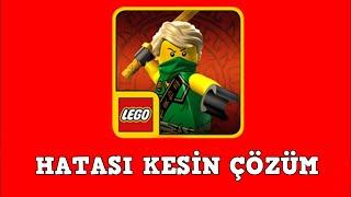LEGO NİNJAGO TOURNAMENT DURDURULDU HATASI KESİN ÇÖZÜM