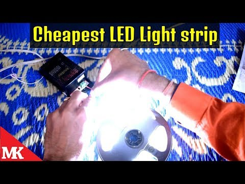 Amazon BEST !!! Cheapest LED Lights in India || LED Decorative Light for Home Unboxing & Full Review