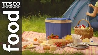 How to Keep Food Cool on a Camping Trip | Tesco Food