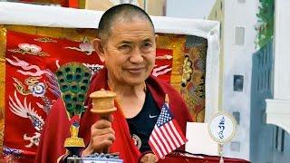 Garchen Rinpoche: Smoke Offering Teachings Part 1 (2015 Seattle Teachings)