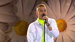 """Liamoo bjuder på ett magiskt framträdande med låten """"Broken Hearted"""" - Lotta på Liseberg (TV4)"""