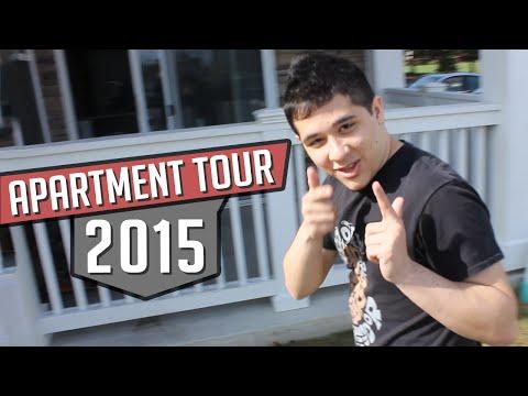 MunchingOrange Apartment Tour 2015!