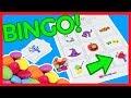 Halloween Bingo Game for Kids | Halloween Craft Ideas 🎃