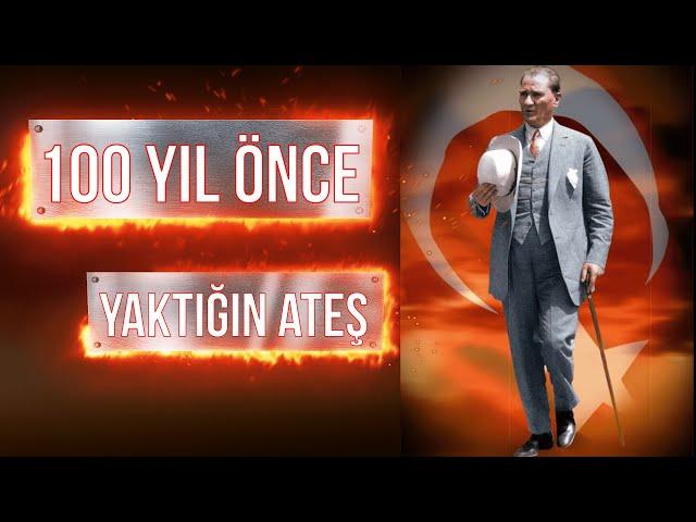 100 YIL ÖNCE YAKTIĞIN ATEŞ (SOLO)