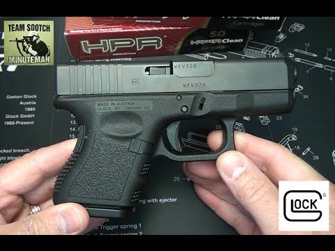 Glock Model 27 Review