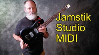 Jamstik Studio MIDI Guitar: I Play the Beast!