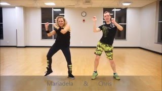 ONE WINE - Machel Montano & Sean Paul - Zumba ® Mariadela