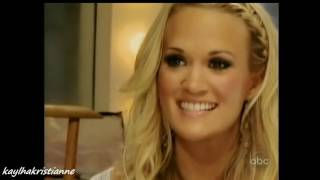 Carrie Underwood and Brad Paisley - Funny Moments