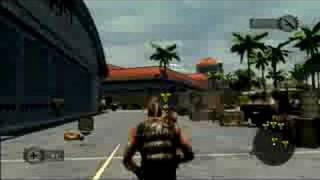 Mercenaries 2 gameplay trailer: mission 2 PC PS2 PS3 X360