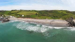 Kennack Sands Cornwall