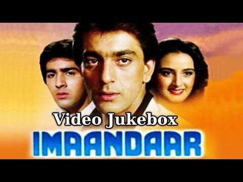 Imaandaar - Song Collection - Sanjay Dutt - Farha Naaz - Asha Bhosle - Kishore Kumar - Suresh Wadkar