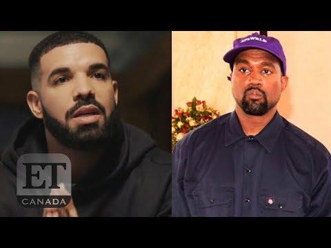 Drake On Kanye West, Pusha T Rap Battle